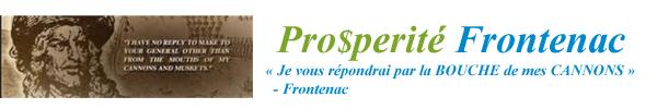 Prospérité Frontenac